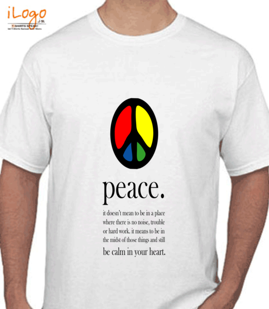 white live in peace:front