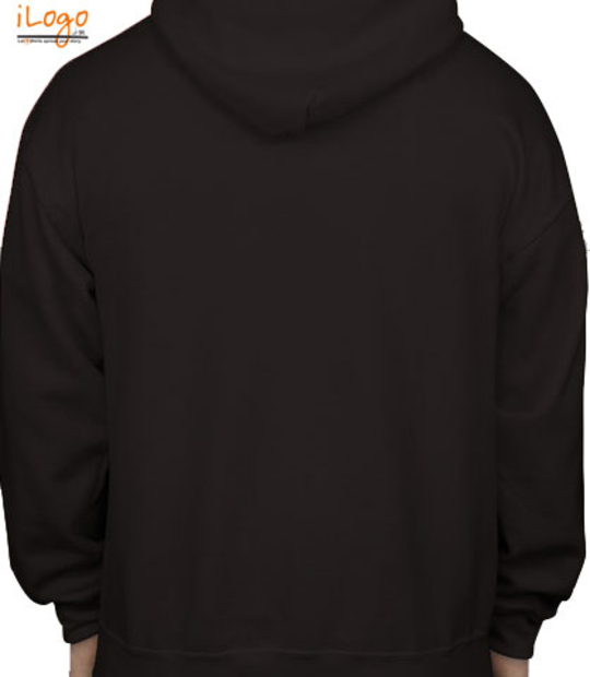 black goa engineering college_engico hoodies:back