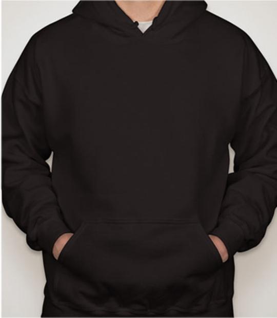 black goa engineering college_engico hoodies:front
