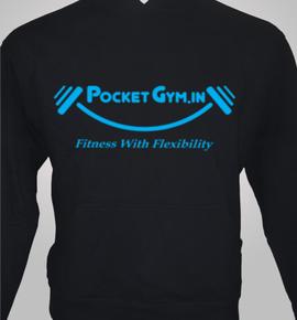 Pocket Gym - Hoody