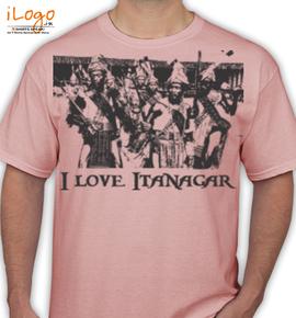 itnagar - T-Shirt