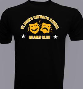 ST JOHN S CATHOLIC club - T-Shirt