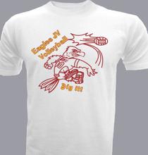 Volleyball -volleyball-design T-Shirt