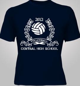 volleyball design team custom women 39 s t shirt india