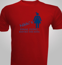Volleyball BEFORE-THE-RING T-Shirt