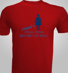 BEFORE-and--THE-RING - T-Shirt