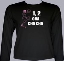 Cheerleading CHA-CHA-CHA T-Shirt