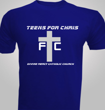 Youth Group teens-for-christ T-Shirt