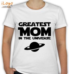 great_mom - T-Shirt [F]