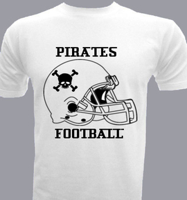 pirates - T-Shirt