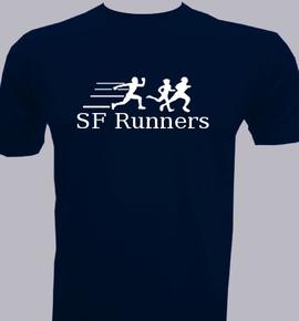 SF-RUNNER-track - T-Shirt