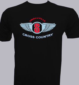 Small-ville-track - T-Shirt