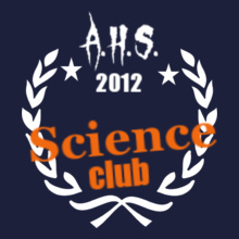 Club ahs-and-Science-Club T-Shirt