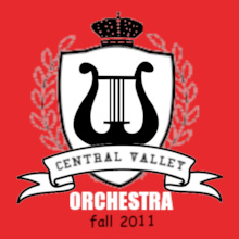 Central-Valley-Orchestra- T-Shirt