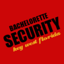 Bachelorette Party bachelorette-security- T-Shirt