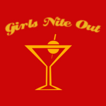 Bachelorette Party girls-nite- T-Shirt