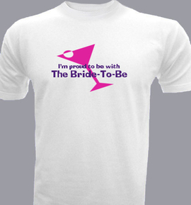 The Bride To Be - T-Shirt