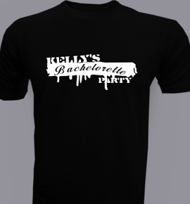 bachelorette party  - T-Shirt