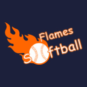 Flames-Softball-