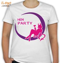 Hen Party HEN T-Shirt
