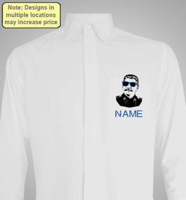 Staaloverhemd - F/S Shirt
