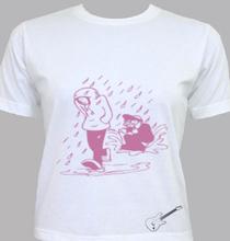 alone-rain T-Shirt