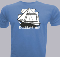 Sailing Backbay-trip T-Shirt
