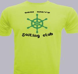 New-Wave-Sailing-Club - T-Shirt