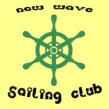 Sailing New-Wave-Sailing-Club T-Shirt