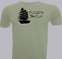 Sailing Mighty-Sails T-Shirt