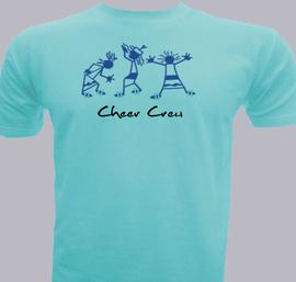 Cheer crew - T-Shirt