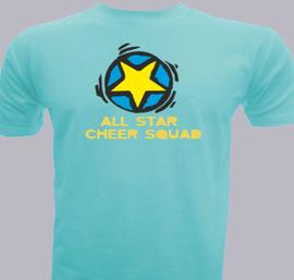 All star cheer squad - T-Shirt