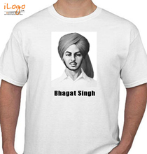 Bhagat Singh BHAGAT_SINGH_mm T-Shirt