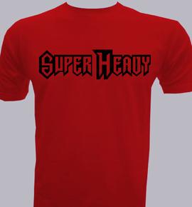 superheavy - T-Shirt