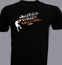 Basketball wakefield-and-street-ball T-Shirt