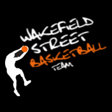 Basketball wakefield-and-street-ball T-Shirt