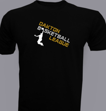 Basketball oakton-and-basketball T-Shirt