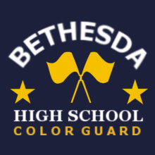 bethesda-color-guard- T-Shirt