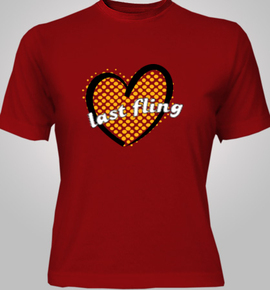 last and  fling - T-Shirt [F]