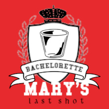 Bachelorette Party Bachelorette-and--Shot- T-Shirt