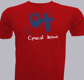 cynical jesus - T-Shirt