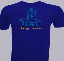 Being-Human - T-Shirt