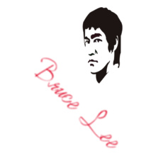 Personalities Bruce-Lee T-Shirt