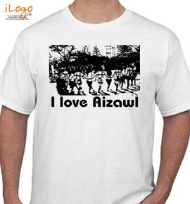 aizawl - T-Shirt