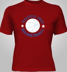 High-School-B-Ball - T-Shirt [F]