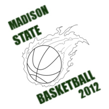 Basketball madison-state-bball T-Shirt