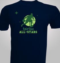 Basketball Fairfax-All-and-Stars T-Shirt