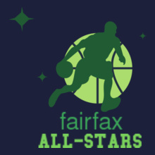 Basketball Fairfax-All-and-Stars T-Shirt