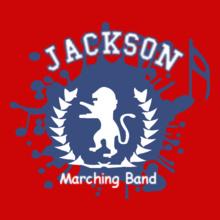 jackson-marching-band- T-Shirt