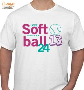 SOFTBALL - T-Shirt